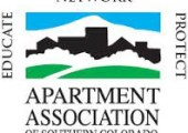 Endorsement Announcement-Apartment Association of Southern Colorado!